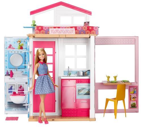 Playset Barbie et sa maison