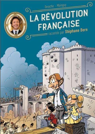 Raconte moi l'histoire la Révolution française