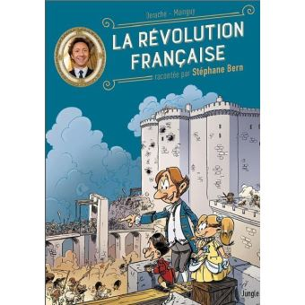 Drôle d'HistoireDrôle d'Histoire - tome 1 La Révolution Française