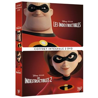 Les IndestructiblesLes Indestructibles 1 et 2 Coffret DVD