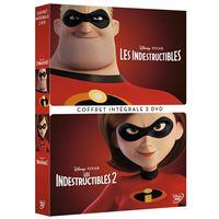 Les Indestructibles 1 et 2 Coffret DVD