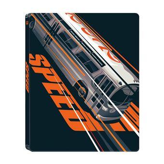SpeedSpeed Steelbook Edition Limitée Blu-ray