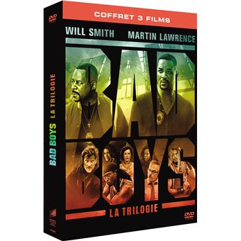 Bad BoysCoffret Bad Boys Trilogie DVD