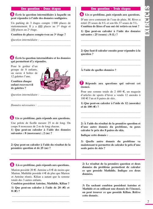Les Cahiers Bordas Cahier De Problemes De Maths Cm1 Broche Alain Charles Francoise Blanchis Benoit Perroud Achat Livre Fnac