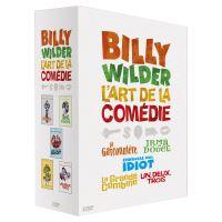 Coffret Wilder L'art de la comédie 5 Films DVD