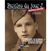 Paroles du Jour J + CD NED 2014