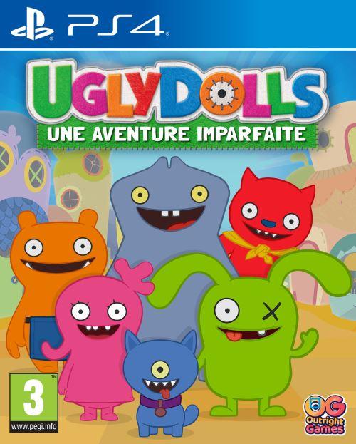 Ugly Dolls Une Aventure Imparfaite PS4