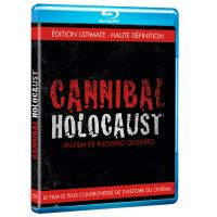 Cannibal Holocaust Blu-ray