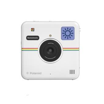 Appareil Photo Instantané Polaroid Socialmatic Blanc - Appareil ... 5e2c050bab7f