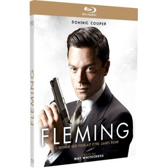 Fleming, l'homme qui voulait être James Bond Blu-Ray