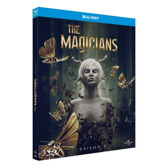 The magiciansThe Magicians Saison 2 Blu-ray