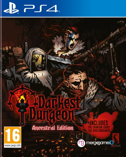 Darkest Dungeon Ancestral Edition PS4