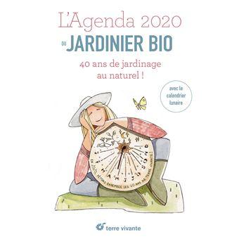 Calendrier 2020 A Completer.L Agenda 2020 Du Jardinier Bio