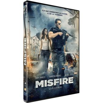 Misfire DVD