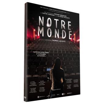 Notre Monde Edition 2 Dvd Livre