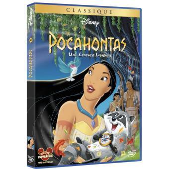 PocahontasPocahontas DVD