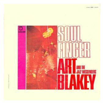 Soul finger reissue ltd