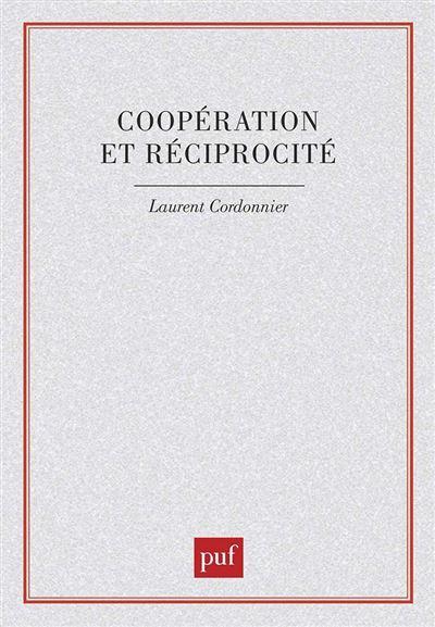 Cooperation et reciprocite
