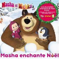 Masha enchante noel