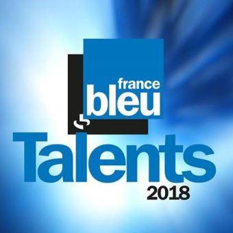 Talents France Bleu 2018 Volume 1 Inclus CD bonus
