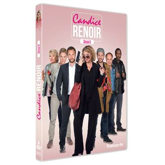 Candice RenoirCoffret Candice Renoir Saison 8 DVD