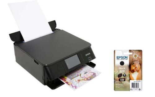 Imprimante photo sans fil, Photocopieur, Scanner