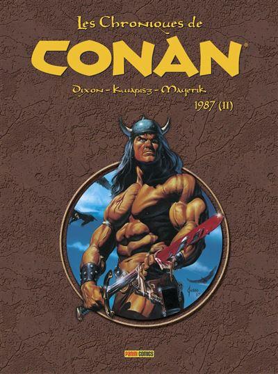 Les Chroniques de Conan T24 (1987 - II)