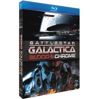 Battlestar GalacticaBattlestar Galactica : Blood and Chrome Blu-Ray