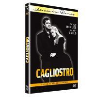 Cagliostro DVD