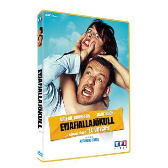 Eyjafjallajökull (Le volcan) DVD