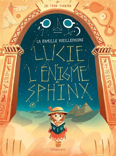 Lucie et l'enigme du sphinx