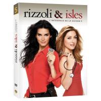 Rizzoli et Isles Saison 5 - DVD