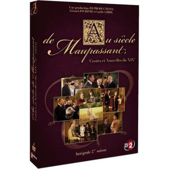 Au siècle de MaupassantAu siècle de Maupassant Saison 2 DVD
