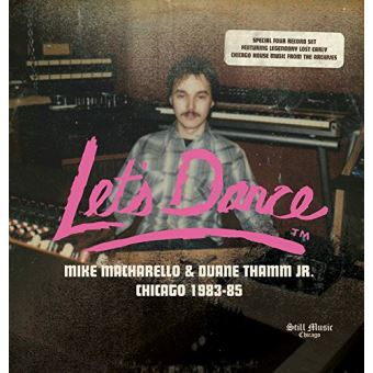 LET S DANCE RECORDS - CHICAGO 1983