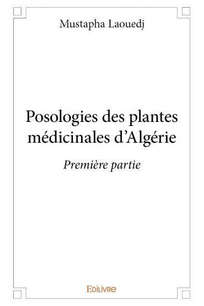 Posologies des plantes médicinales d'Algérie