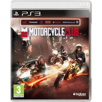 MOTORCYCLE CLUB MIX PS3