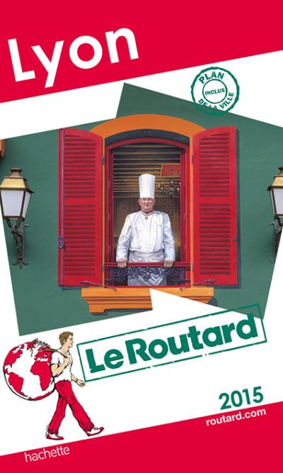 Guide du Routard Lyon