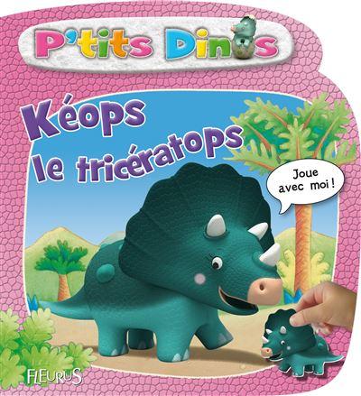 Kéops le tricératops