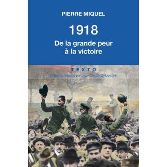 1918, vers la victoire