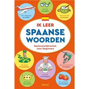 Ik leer Spaanse woorden