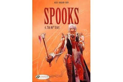 Spooks - tome 4 The 46th State