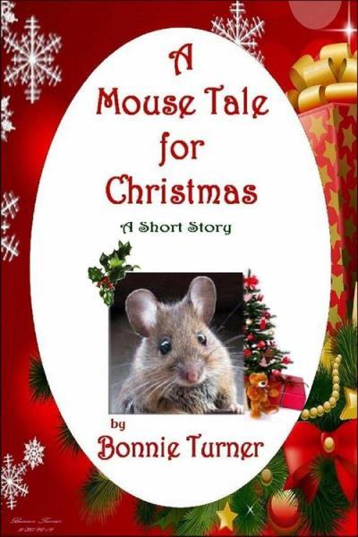 Children Preschool A Mouse Tale For Christmas Bonnie Turner