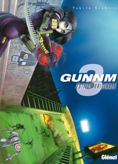 Gunnm - Édition originale - Tome 03 - 9782331031953 - 4,99 €