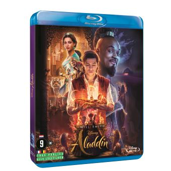 AladdinAladdin Blu-ray
