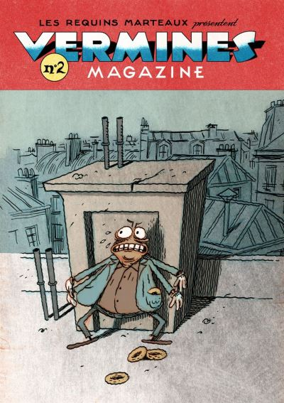 Vermines magazine