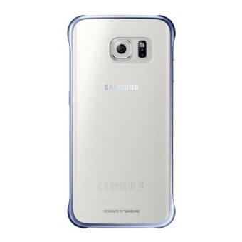 Samsung Clear Cover Galaxy S6 Edge Black