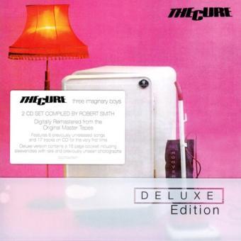 Three imaginary boys - Edition deluxe