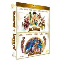 Coffret Les nouvelles aventures d'Aladin et Alad'2 Blu-ray