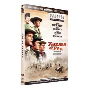 Kansas en feu Combo Blu-ray DVD