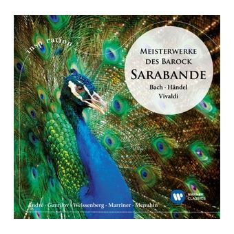 Sarabande : Best Loved Baroque Music